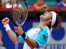 Nadal und Ferrer im Tennis-Finale von Barcelona (Foto)