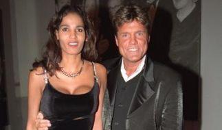 Nadja abd el Farrag und Dieter Bohlen im Jahr 1998. (Foto)
