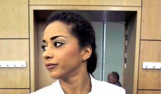 Nadja Benaissa vor Gericht (Foto)
