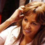 Nadja abd el Farrag musste aus gesundheitlichen Gründen einen Auftritt auf Mallorca absagen.