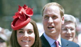 Nächste Woche auf Deutschland-Besuch: Herzogin Kate und Prinz William (Foto)