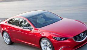 Nächster Mazda6 kommt als Limousine und Kombi (Foto)