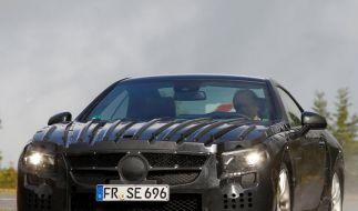Nächster Mercedes SL startet im Frühjahr (Foto)