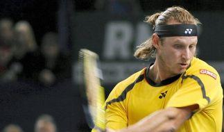 Nalbandian in Paris im Halbfinale - Federer-Absage (Foto)
