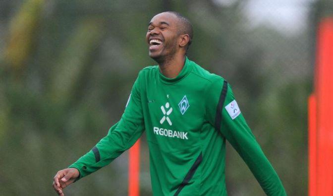 Naldo erstmals in diesem Jahr im Werder-Kader (Foto)