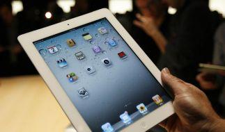 Namensstreit mit Apple: iPad aus den Regalen genommen (Foto)