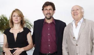 Nanni Moretti mit «Habemus Papam» in Cannes (Foto)