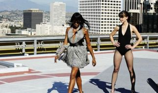 Naomi Campbell bei Germany's Next Topmodel (Foto)
