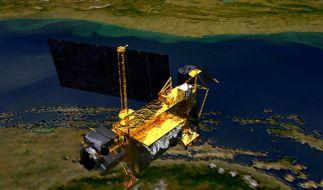 Nasa erwartet gebannt Satelliten-Absturz (Foto)