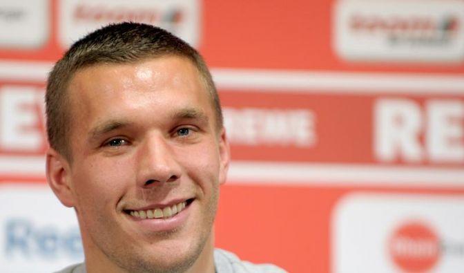 Nationalspieler Podolski: «Ich bin reifer» (Foto)