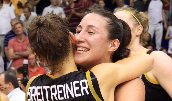 Nationalspielerin Katharina Kühn hört auf (Foto)