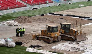 Nationalstadion Warschau (Foto)