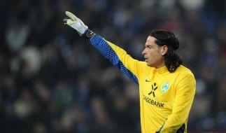 Nationaltorwart Wiese will bei Werder bleiben (Foto)