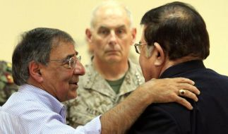 Nato-Luftangriff empört Karsai (Foto)