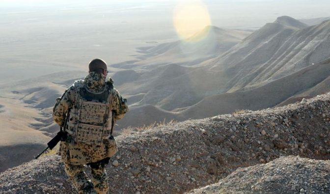 Nato: Milliarden für Militär und Polizei Afghanistans (Foto)