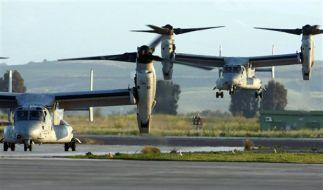 Nato übernimmt Libyen-Kommando (Foto)