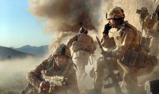 Nato verliert Hubschrauber in Ostafghanistan (Foto)
