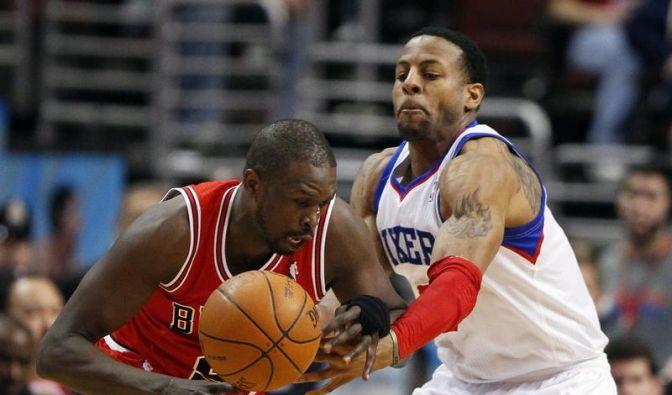 NBA-Aus für Chicago - Lakers verpassen Entscheidung (Foto)