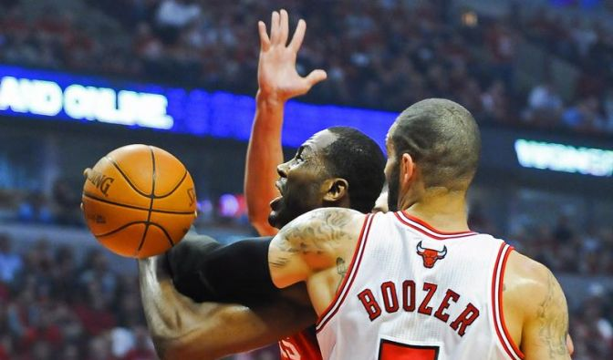 NBA: Chicago ohne Rose von Philadelphia deklassiert (Foto)