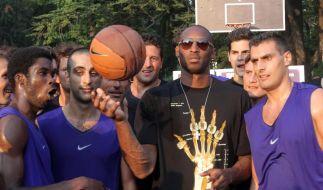 NBA droht Totalausfall - Bryant denkt an Italien (Foto)