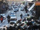 Neapel sei wie Dritte Welt, klagen Anwohner. Nicht mal ein funktionierendes Entsorgungssystem bekomm (Foto)