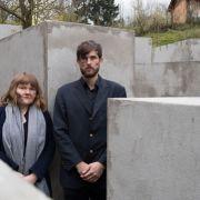 Neben dem haus von Björn Höcke steht nun ein Holocaust-Mahnmal. (Foto)
