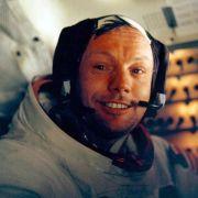 Neil Armstrong ist tot. Er war der erste Mensch auf dem Mond.