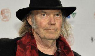 Neil Young schreibt seine Autobiografie (Foto)