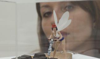 Nein, Schokolade macht nicht dünn (Foto)