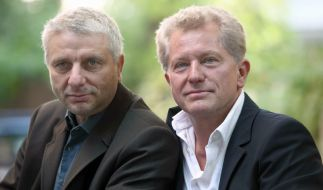 Nemec und Wachtveitl (Foto)