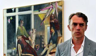 Neo Rauch im Museum Frieder Burda (Foto)