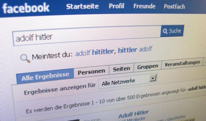 Neonazis rekrutieren über Soziale Netzwerke (Foto)