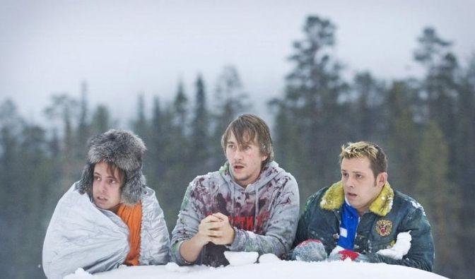 Neu auf DVD: Roadmovie «Helden des Polarkreises» (Foto)