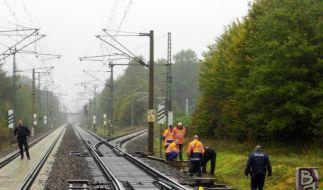 Neue Bahn-Brandsätze in Berlin (Foto)