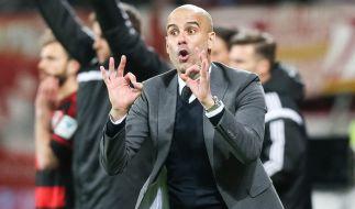 Neue Details zu Guardiolas Wechsel zu Manchester City. (Foto)