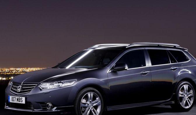 Neue Front für den Honda Accord (Foto)