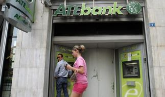 Neue Hiobsbotschaft für Griechenland (Foto)