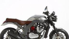 Neue Horex: Sechszylinder-Motorrad made in Germany (Foto)