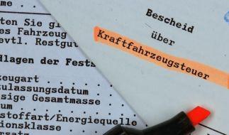 Neue Kfz-Steuer: (Foto)