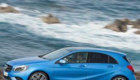Neue Mercedes A-Klasse: Weg von der Van-Optik (Foto)