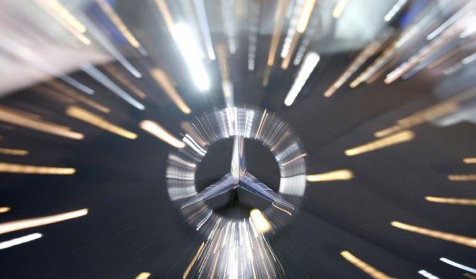 Neue Motoren-Generation bei Mercedes (Foto)