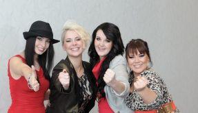 Neue «Popstars»-Band will an die Spitze (Foto)