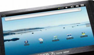 Neue Produkte: Von Tablet bis Netzwerkspeicher (Foto)