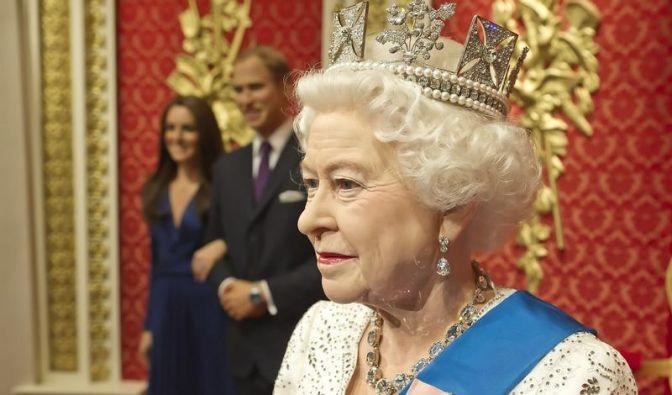 Neue Queen in Wachs zum Thronjubiläum (Foto)