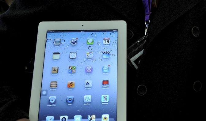 Neue Rekorde für Apple erwartet: Neues iPad im Handel (Foto)