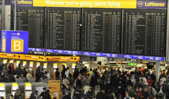 Neue Rekordzahlen im Flugverkehr (Foto)