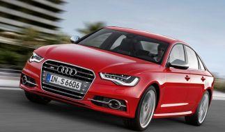 Neue S-Modelle von Audi werden sparsamer (Foto)