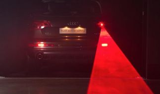 Neue Sicherheitssysteme von Audi (Foto)