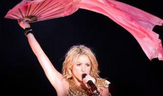 Neue Spekulationen um Shakira-Romanze (Foto)