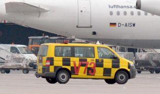 Neue Streiks am Frankfurter Flughafen vom Tisch (Foto)